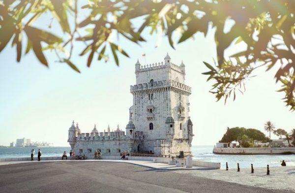 Lisbona Castello
